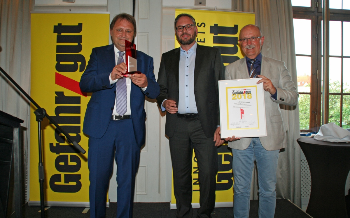 Innovationspreis 2018 Edler Stern Winklhofer 1200