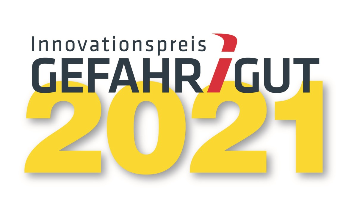 Logo Innovationspreis GEFAHR/GUT 2021 1200